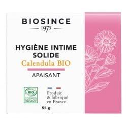 Gravier Biosince Hygiène Intime Solide Calendula 55g