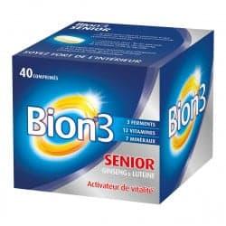 Bion3 Senior 40 comprimés