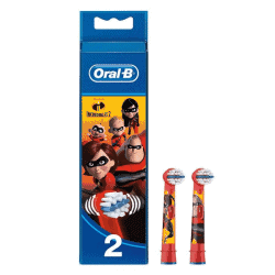 Oral B Brossettes Kids Incredible 2 brossettes
