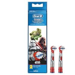 Oral B Brossettes Kids Star Wars 2 brossettes