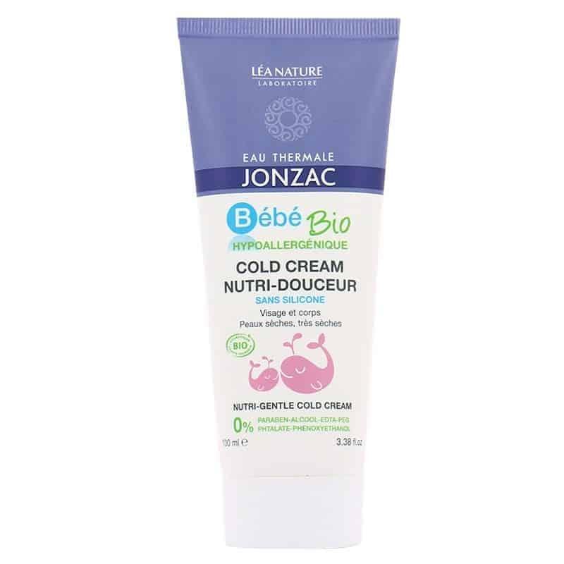 Jonzac Bébé Cold Cream Nutri Douceur 100ml