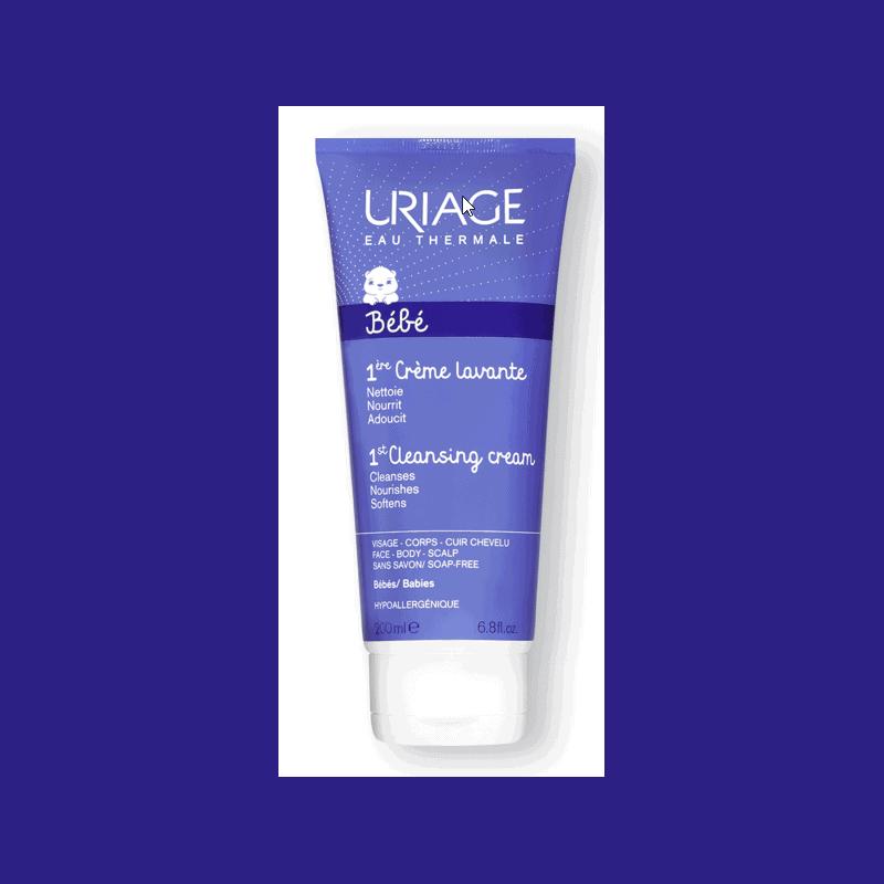 Uriage Bébé Crème Lavante 200ml