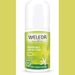 Weleda Déodorant Roll-on Citrus 50ml
