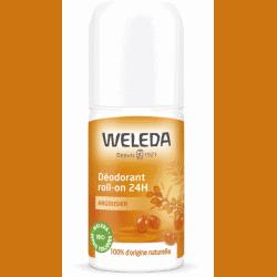 Weleda Déodorant Roll-on Argousier 50ml