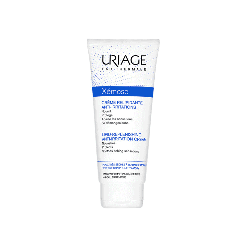 Uriage Xemose Crème Relipidante Anti-irritations 200ml