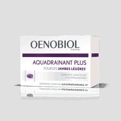 Oenobiol  Aquadrainant Plus Jambes Légères 45 comprimés