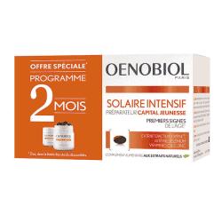 Oenobiol  Solaire Capital Jeunesse Duo 2x30 capsules