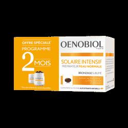 Oenobiol Solaire Intensif Peau Normale Duo 2x30 capsules