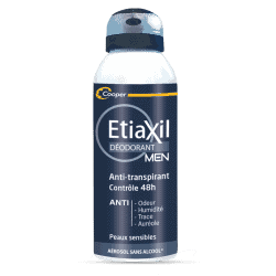 Etiaxil Déodorant Anti-Transpirant Homme Spray 150ml