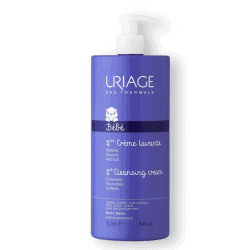 Uriage Bébé Crème Lavante Flacon 1L