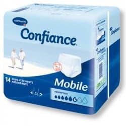 Confiance Mobile Sous-Vêtements Absorbants 6G Taille XL 14 Protections