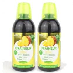 Milical Draineur Ananas Duo 2x500ml
