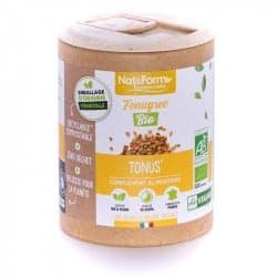 Nat&Form Ecoresponsable Fenugrec Bio 200 Gélules
