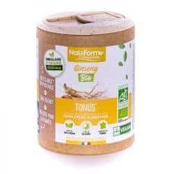 Nat&Form Ecoresponsable Gineng Bio 200 Gélules