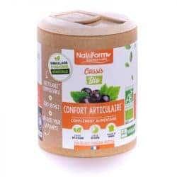 Nat&Form Ecoresponsable Cassis Bio 200 Gélules