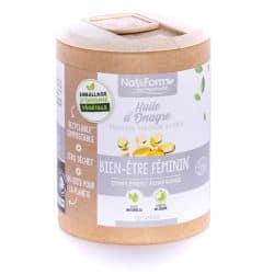 Nat&Form Ecoresponsable Onagre Bio 120 capsules