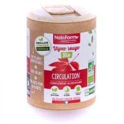 Nat&Form Ecoresponsable Vigne Rouge Bio 200 Gélules