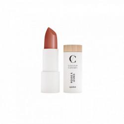Couleur Caramel Rouge à lèvres mat N°281 Nude Brun Doux 3.5g