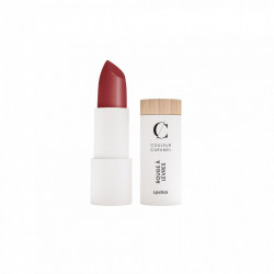 Couleur Caramel Rouge à lèvres satiné N°223 Vrai Rouge 3.5g