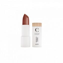 Couleur Caramel Rouge à lèvres satiné N°211 Brun Nude 3.5g