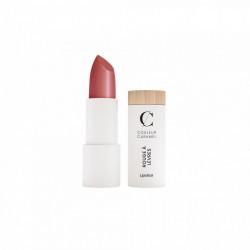 Couleur Caramel Rouge à lèvres satiné N°234 Bois de Rose 3.5g
