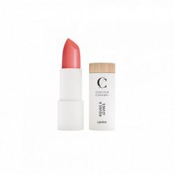 Couleur Caramel Rouge à lèvres nacré N°506 Rose Corail 3.5g