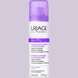 Uriage Gyn-Phy Brume Nettoyante Hygiène Intime 50ml
