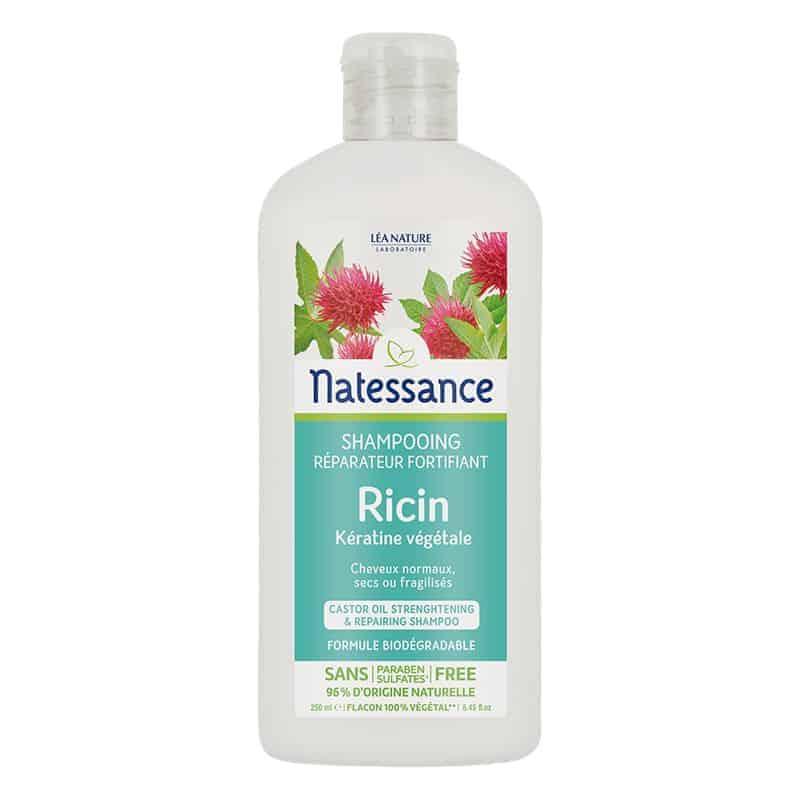 Natessance Shampooing Fortifiant Ricin 250ml