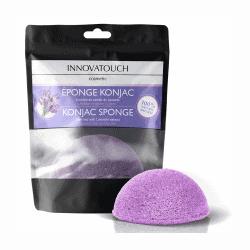Innovatouch Eponge de Konjac à la Lavande