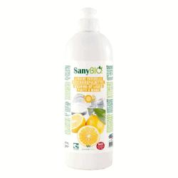 Sanybio Liquide vaisselle Citron 1L