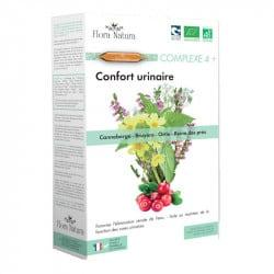Flora Natura Complexe 4+ Confort Urinaire 20 ampoules