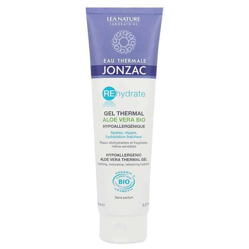 Jonzac Réhydrate Gel Thermal Aloe Vera Bio 150ml