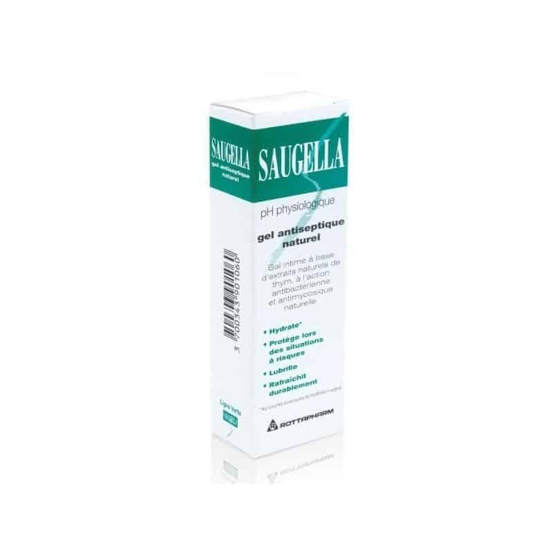 Saugella Gel Antiseptique Naturel 30ml