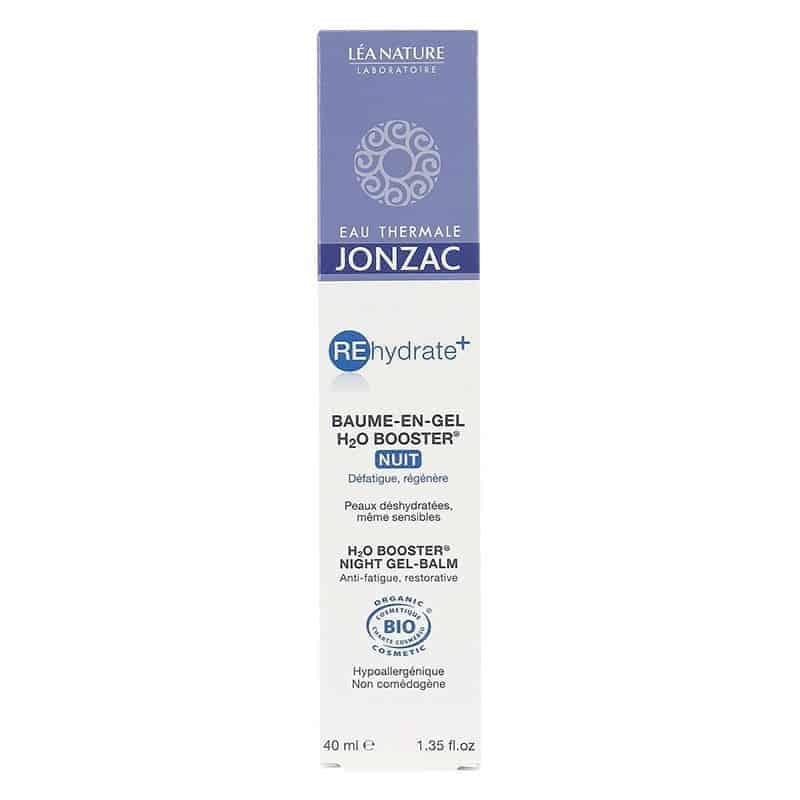 Jonzac Rehydrate + Baume en Gel H2O Booster Nuit 40ml