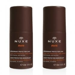 Nuxe Men Déodorant Protection 24h 2 x 50ml