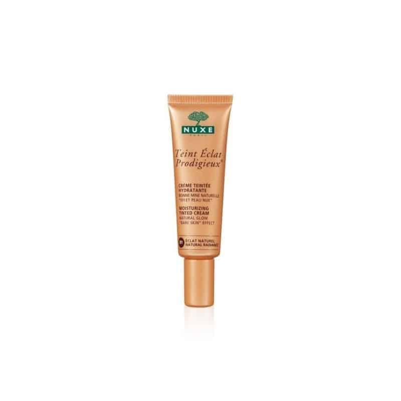 Nuxe Teint Eclat Prodigieux Crème Teintée Hydratante- Eclat Naturel 30ml