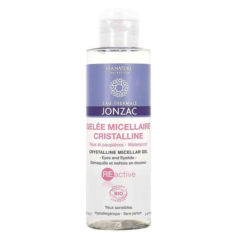 Jonzac Reactive Gelée Micellaire Cristalline Yeux 150ml
