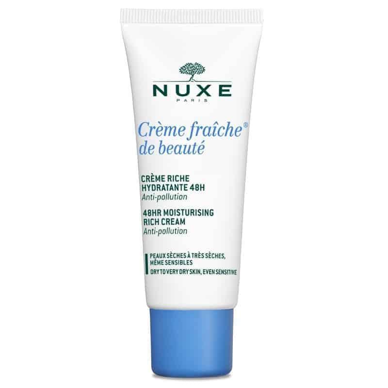 Nuxe Crème Fraîche de Beauté Crème Riche Tube 30ml