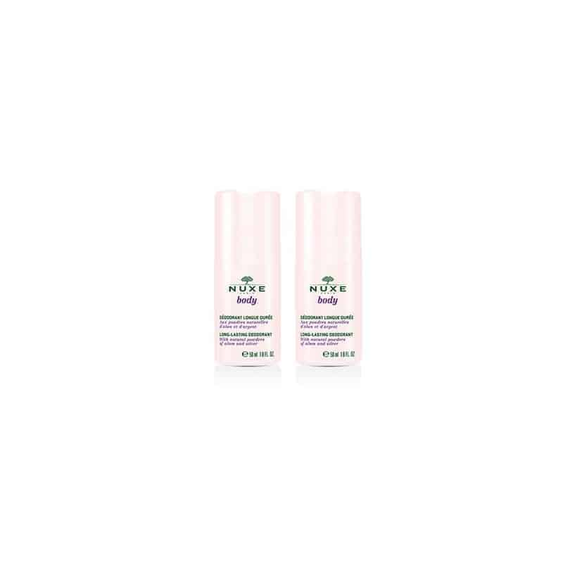 Nuxe Body Déodorant Duo Bille 2x50ML