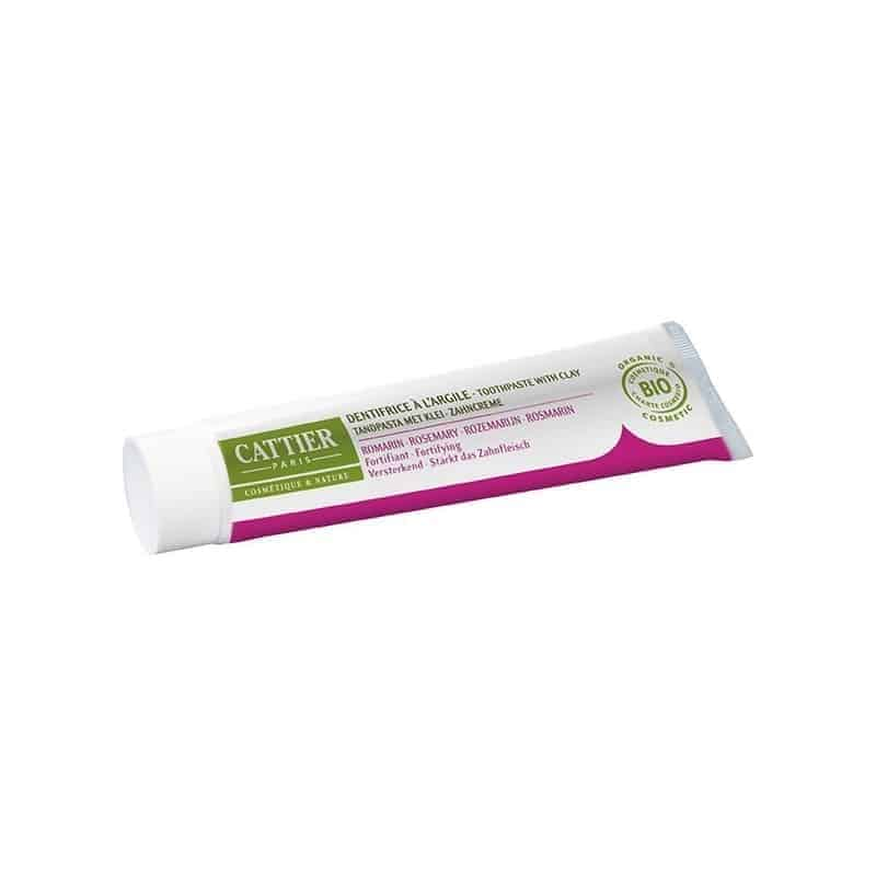 Cattier Dentifrice Dentargile Romarin 75ml