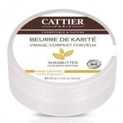 Cattier Beurre de Karité...