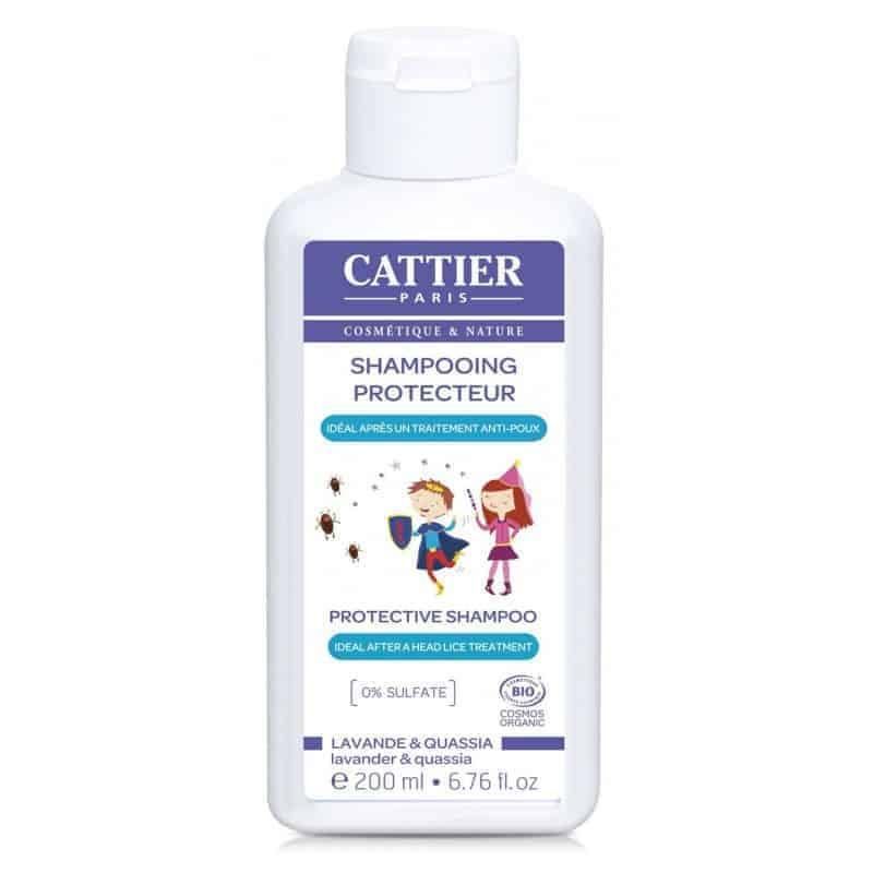 Cattier Shampooing Protecteur Quotidien Kids 200ml